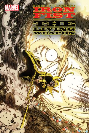 Iron Fist: The Living Weapon (2014) #11