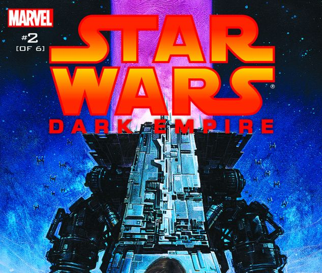 Star Wars: Dark Empire (1991) #2