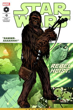 Star Wars: Rebel Heist (2014) #3