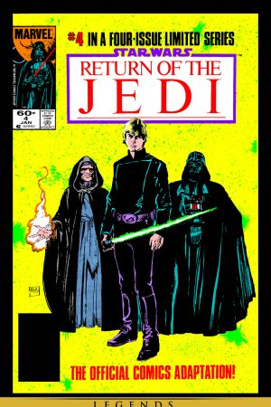 Star Wars: Return of the Jedi #4