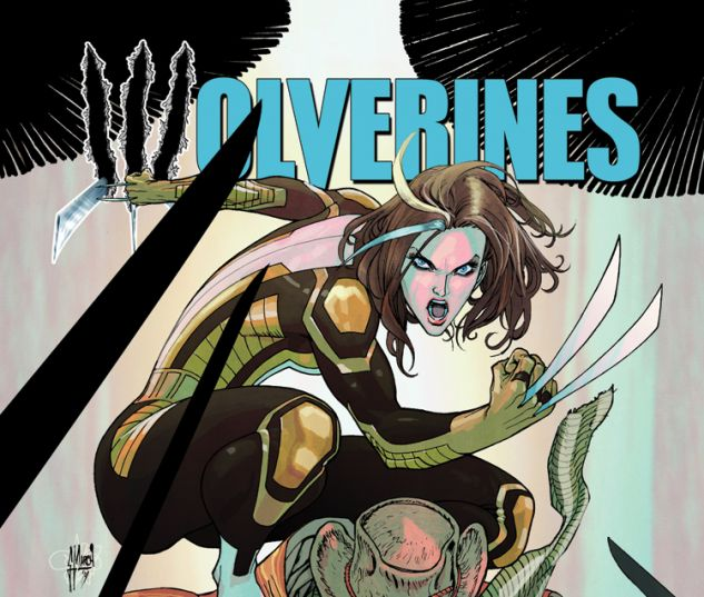 WOLVERINES 14 (WITH DIGITAL CODE)