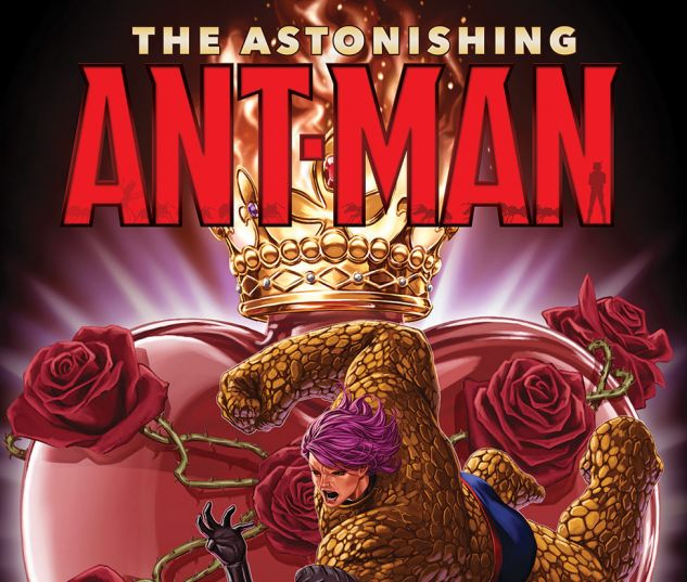 THE ASTONISHING ANT-MAN 2 (WITH DIGITAL CODE)
