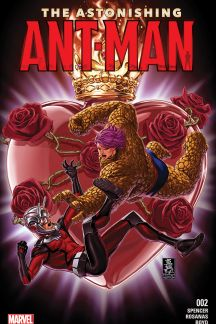 The Astonishing Ant-Man Tome 02 French