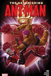The Astonishing Ant-Man (2015) #2