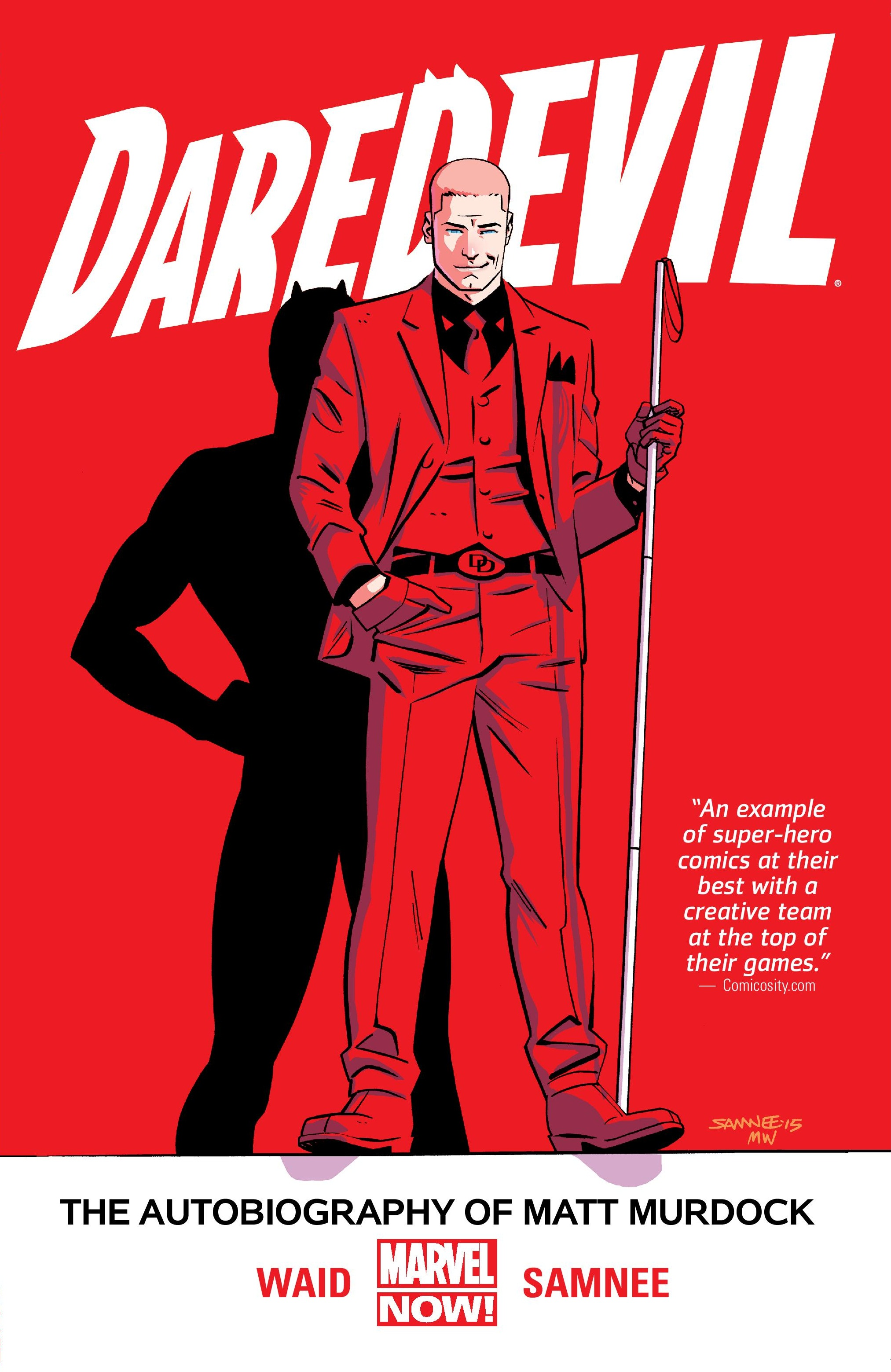 Daredevil Vol. 4: The Autobiography of Matt Murdock (Trade Paperback)