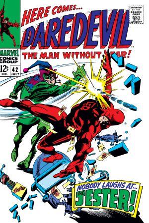 Daredevil (1964) #42
