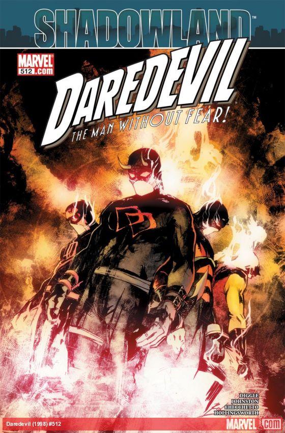 Daredevil (1998) #512