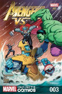 Avengers Vs (2015) #3