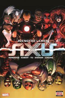 Avengers & X-Men: Axis (Hardcover)