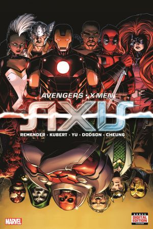 Avengers & X-Men: Axis (Hardcover)