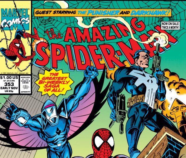 Amazing Spider-Man (1963) #353