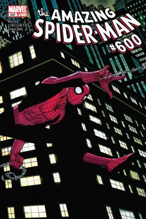 Amazing Spider-Man #600  (2ND PRINTING VARIANT)