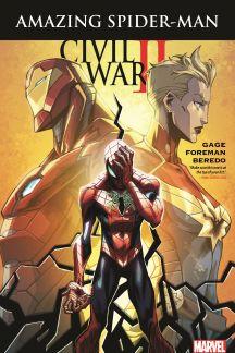 CIVIL WAR II: AMAZING SPIDER-MAN (Trade Paperback)