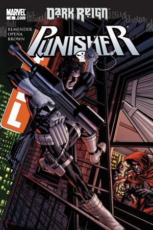 Punisher (2008) #4