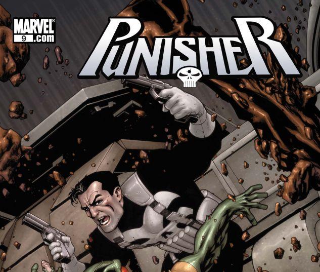 PUNISHER (2008) #9