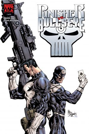 Punisher Vs. Bullseye  #1