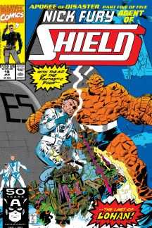 Nick Fury, Agent of S.H.I.E.L.D. (1989) #19