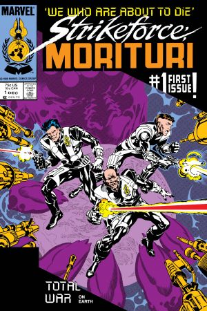 Strikeforce: Morituri (1986 - 1989)