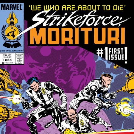 Strikeforce: Morituri (1986 - 1989)