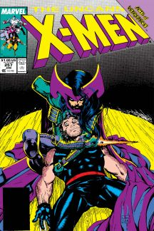 Uncanny X-Men #257