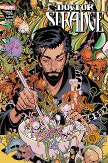 Doctor Strange (2015) #20