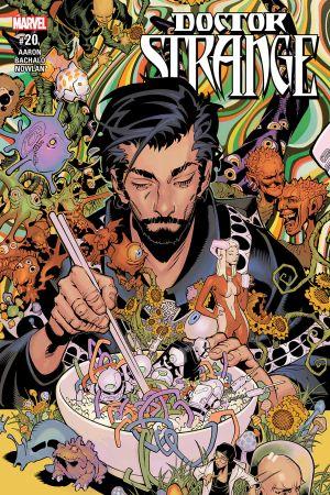 Doctor Strange #20