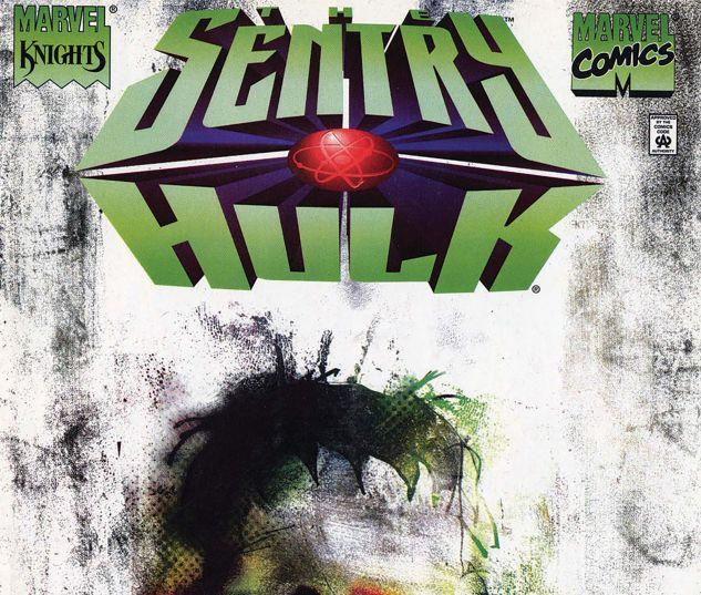 Sentry: Hulk (2001) #1