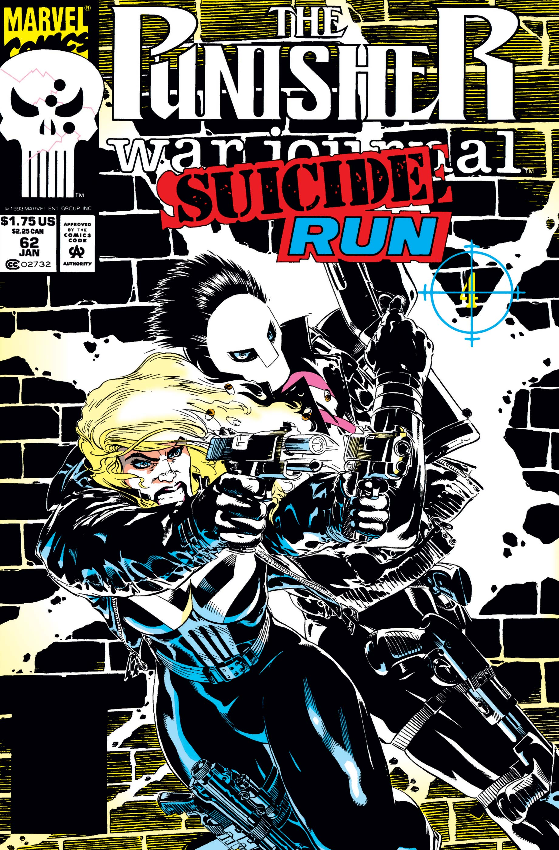 Punisher War Journal (1988) #62