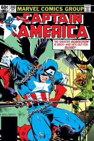 Captain America #280