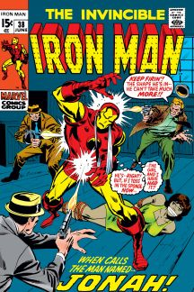 Iron Man (1968) #38