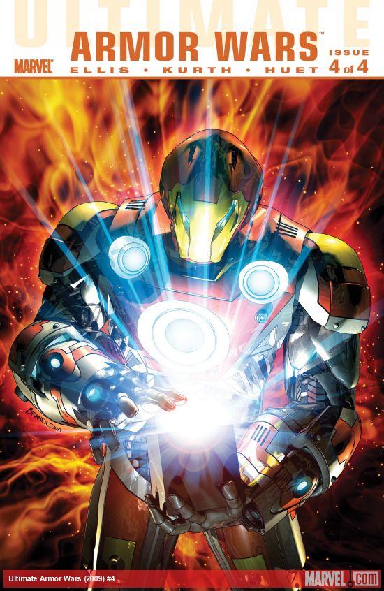 Ultimate Comics Armor Wars (2009) #4