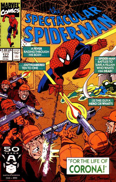 Peter Parker, the Spectacular Spider-Man (1976) #177