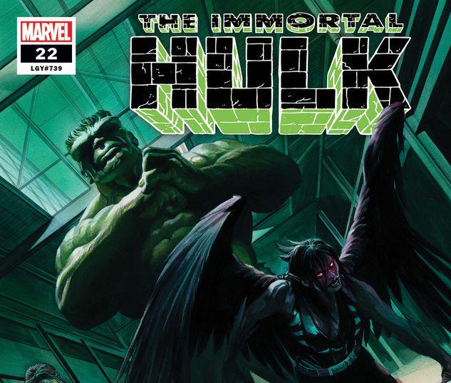 Immortal Hulk #22