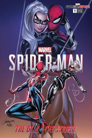 Marvel's Spider-Man: The Black Cat Strikes (2020) #1 (Variant)