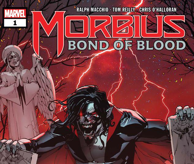 MORBIUS: BOND OF BLOOD 1 #1