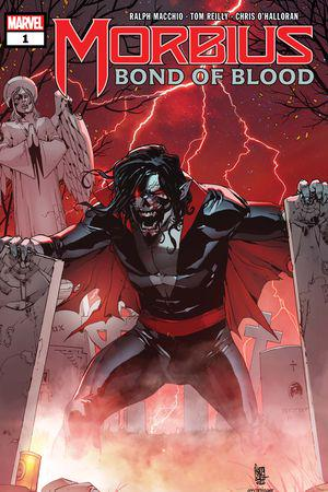 Morbius: Bond Of Blood #1