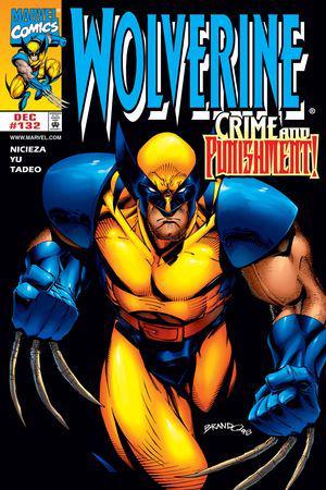 Wolverine #132