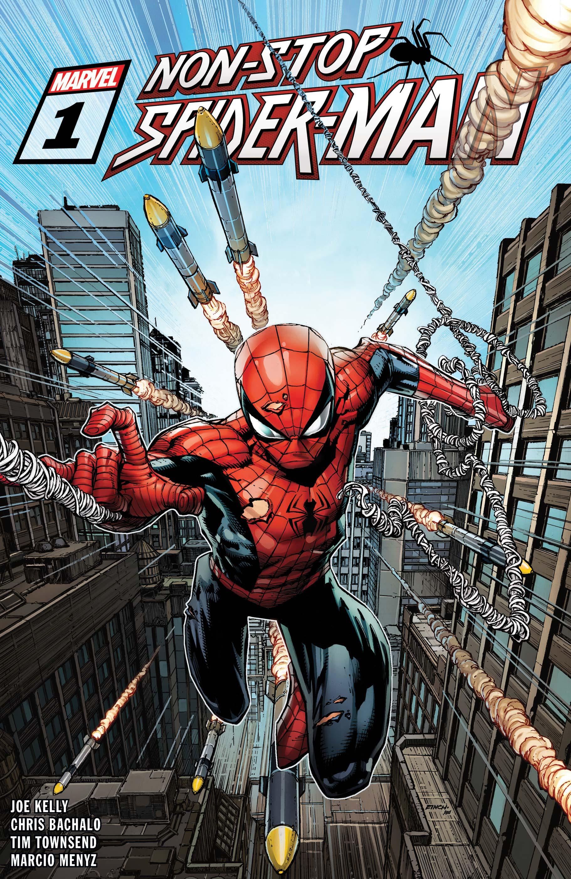 Non-Stop Spider-Man (2021) #1