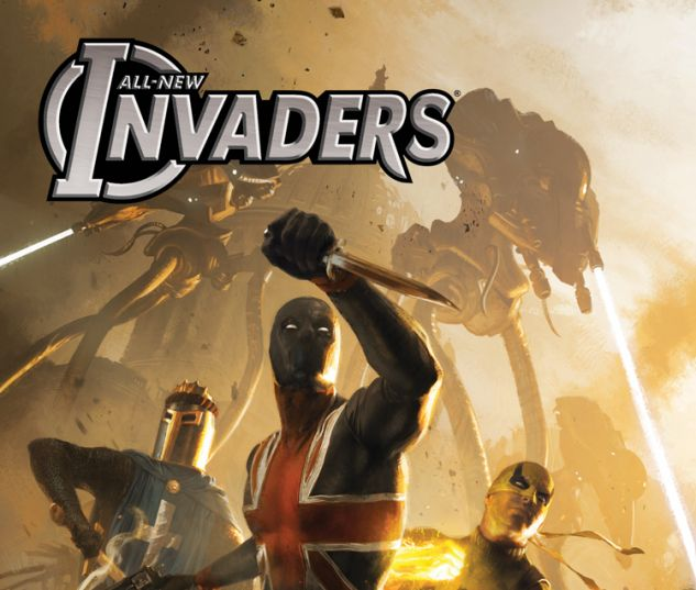 ALL-NEW INVADERS 12 (WITH DIGITAL CODE)