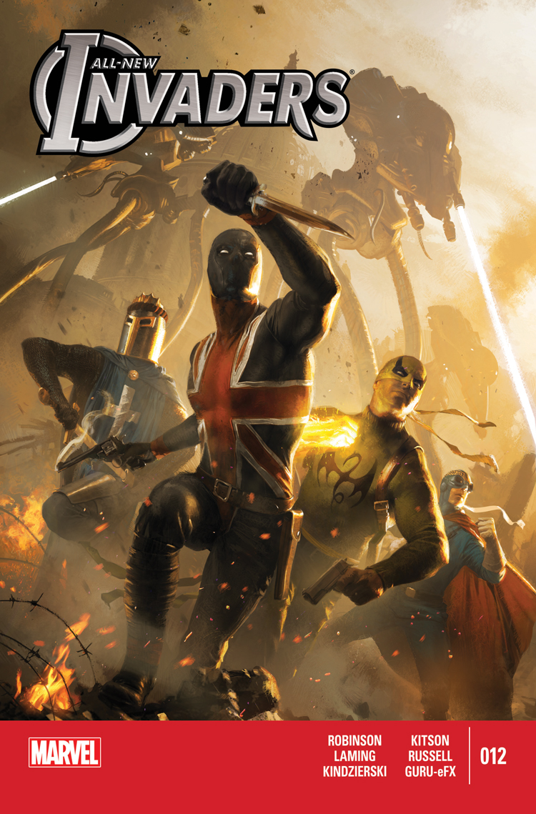 All-New Invaders (2014) #12