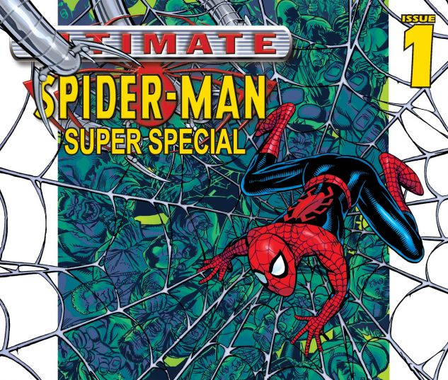 cover to Ultimate Spider-Man Super Special (2002) #1