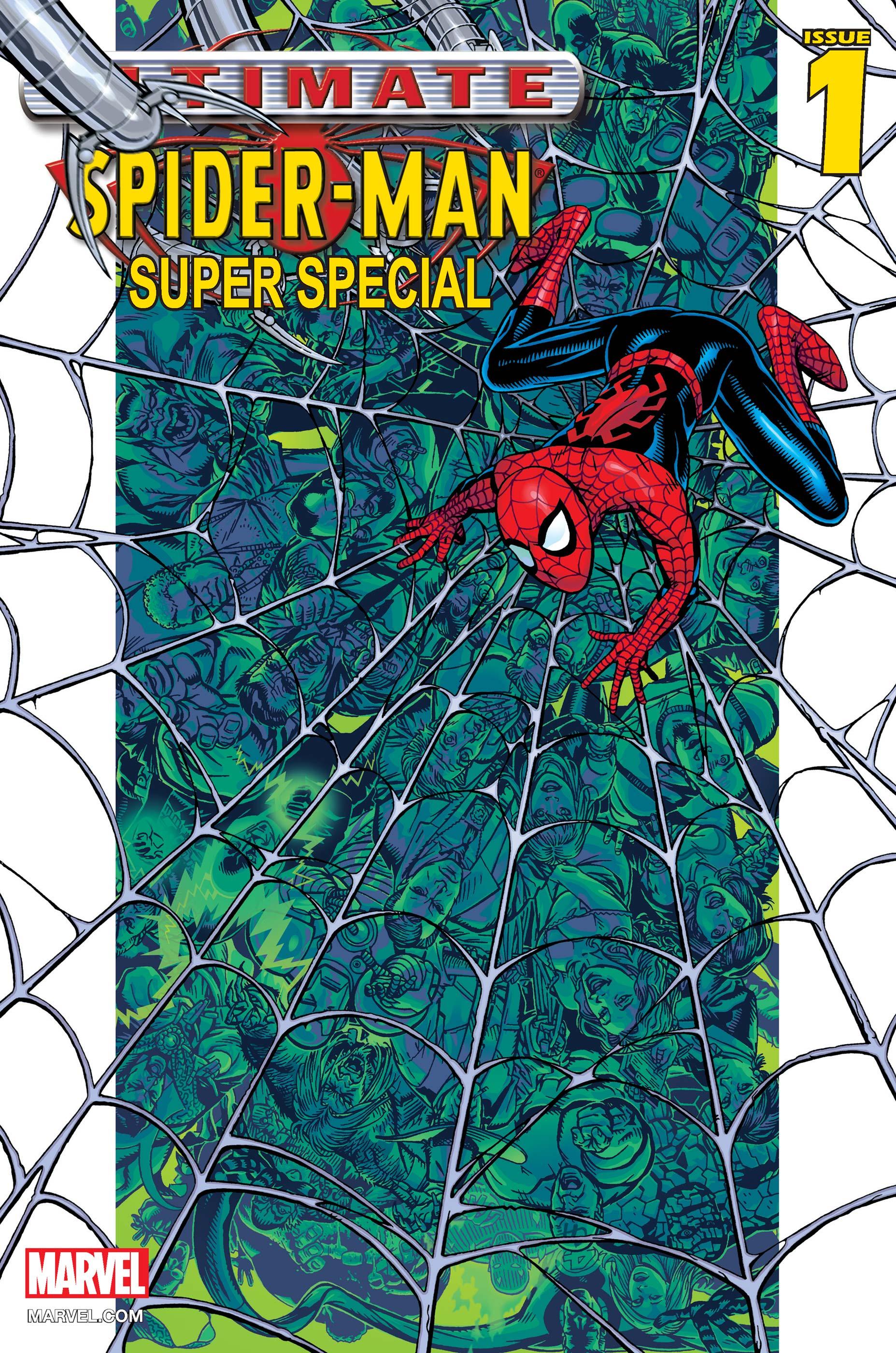 Ultimate Spider-Man Super Special (2002) #1