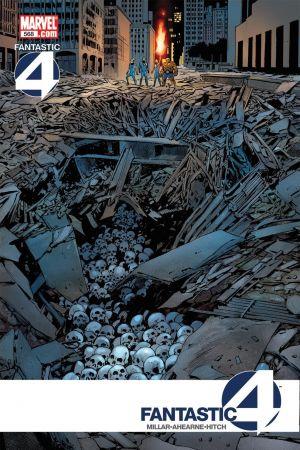 Fantastic Four #568