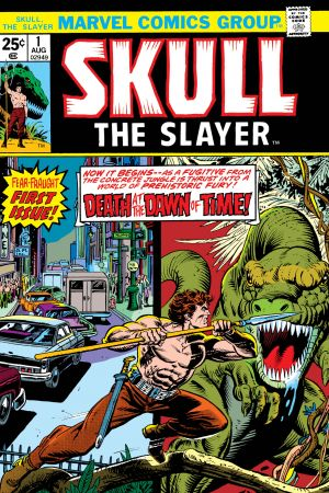 Skull the Slayer #1