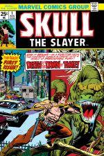 Skull the Slayer (1975) #1 cover