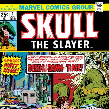 Skull the Slayer (1975 - 1976)