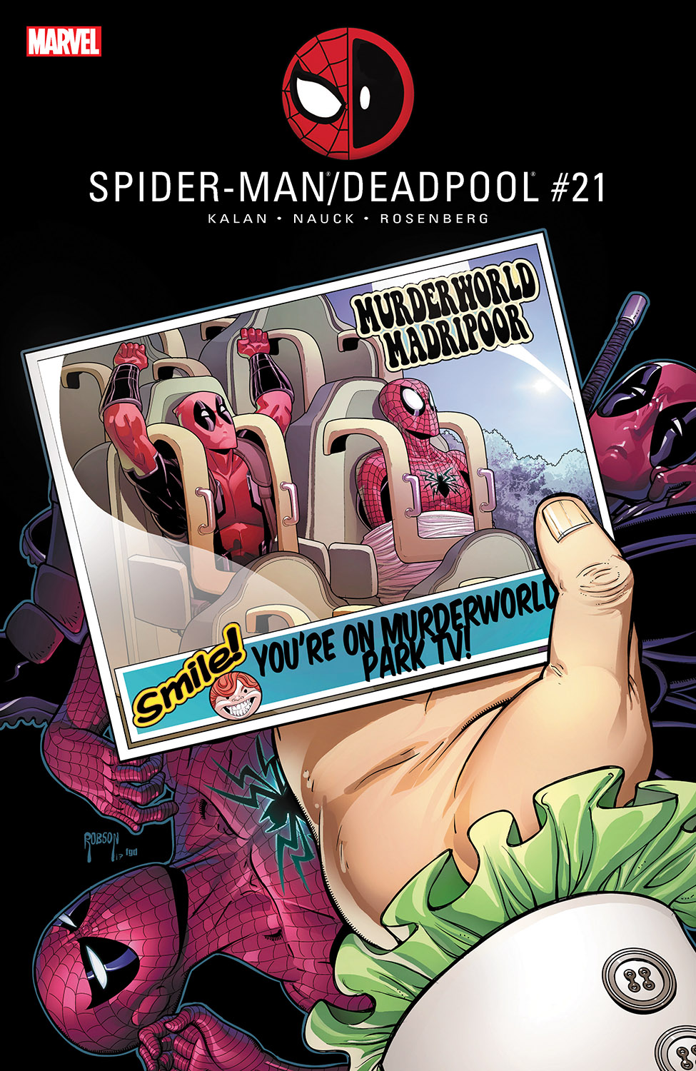 Spider-Man/Deadpool (2016) #21