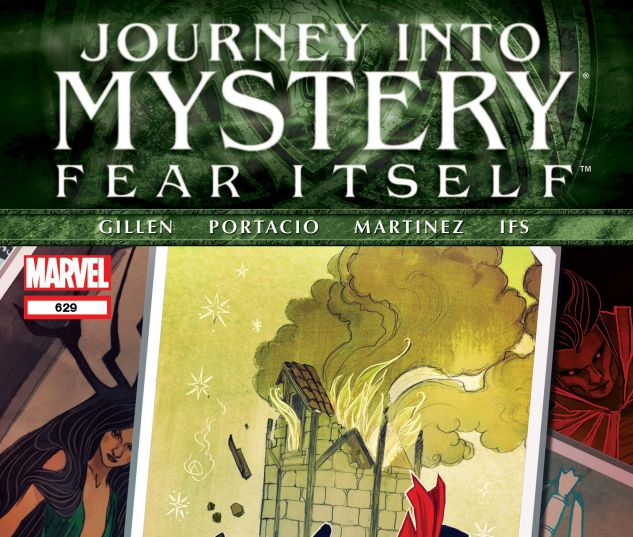Journey Into Mystery (2011) #629