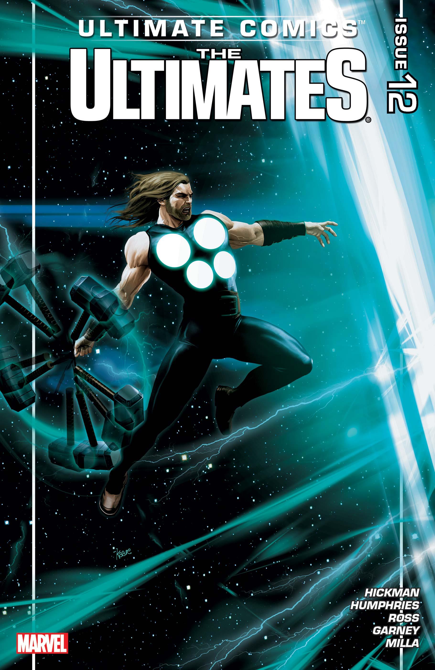 Ultimate Comics Ultimates  (2011) #12