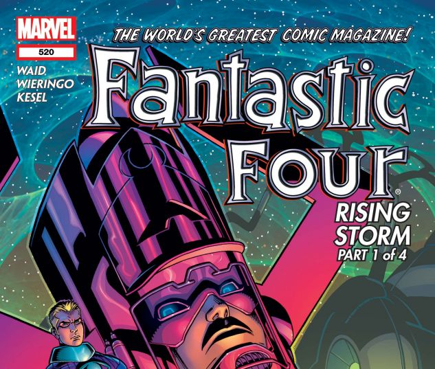 Fantastic Four (1998) #520
